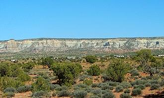 Kaibito, Arizona - Image: Kaibito AZ