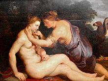 Kallisto und Jupiter, 1613 (Quelle: Wikimedia)