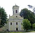 Kamenica nad Cirochou, Rímskokatolícky kostol sv. Štefana.jpg