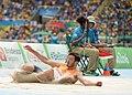 Kamil Aliyev at the 2016 Summer Paralympics – Men's long jump (T12) 9.jpg