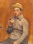 Kanae Yamamoto (1915) Self-portrait.jpg