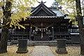 Kanemura-wakeikazuchi-jinja(Tsukuba) Haiden.jpg