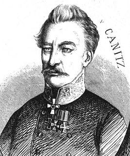 Karl Ernst Wilhelm von Canitz und Dallwitz