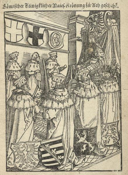 File:coronación imperial de Carlos V.jpg