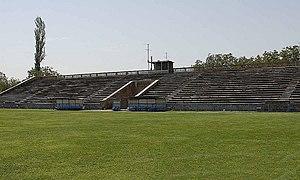 Kasaghi Marzik Stadium - Image: Kaskahi Marzik Stadium, Ashtarak, 12.08.2013