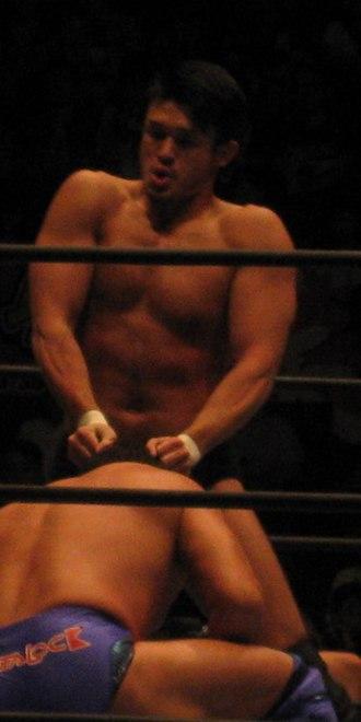 Katsuyori Shibata - Shibata in September 2013
