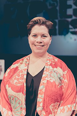 Katy Brand at 2017 Freedom of Expression Awards.jpg