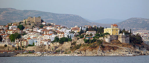 Kavala old town
