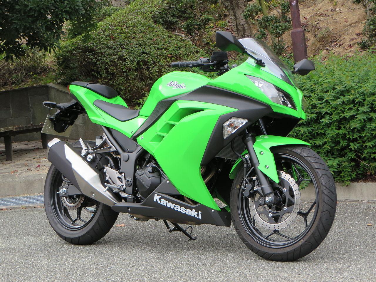 Kawasaki Ex Ninja Ex  Seat