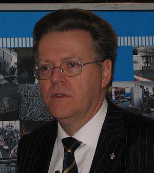 Keith Burnett - Keith Burnett, December 2008