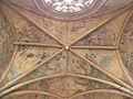 Kernascléden (56) Chapelle Notre-Dame Voûtes du chœur 13.JPG