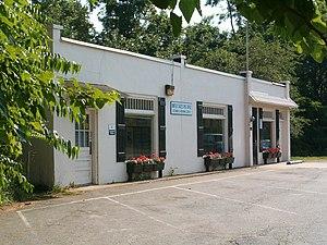 Keswick, Virginia - Keswick Post Office