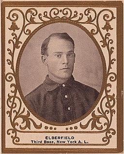 Kid Elberfeld American baseball player