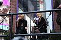 Kimberly Caldwell, LeAnn Rimes at Yahoo Yodel 6.jpg