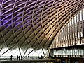 King's Cross Western Concourse, view from the balcony.jpg