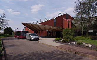King's Meadow Campus - Image: King's Meadow Campus MMB 04