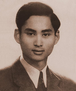 Ananda Mahidol King of Thailand
