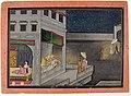 King Dasharatha Approaches the Sulking Kaikeyi's Chamber (6125133208).jpg