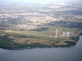 Kingston Norman Rogers Airport - Image: Kingston Airport