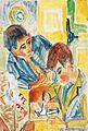 Kirchner Zeichnende Knaben.jpg