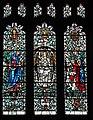 Kirkby Stephen parish church, Resurrection window - geograph.org.uk - 1398905.jpg