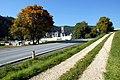 Klein Sankt Paul Goertschitztal Strasse B92 mit Zementwerke 21092007 51.jpg
