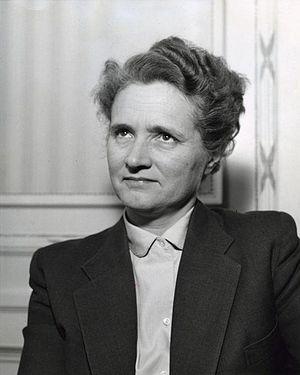 Marga Klompé - Image: Klompé, dr. Marga A. M. SFA002001927