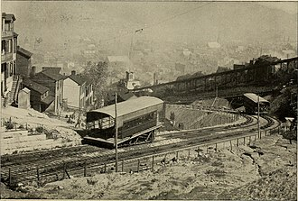 Knoxville Incline - Image: Knoxville Incline view