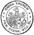 Knurów seal1926.jpg