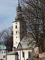 Kościół w Komarnie 11 2009.JPG