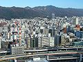 Kobe city&Mt.Maya.jpg
