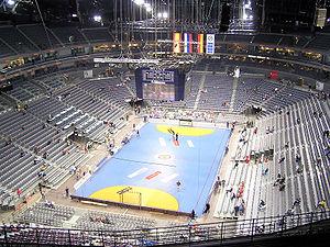 2019 World Men's Handball Championship - Image: Koelnarena inside