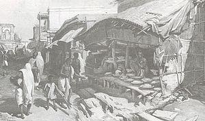 Janbazar - Janbazar in 1867