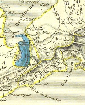 Santo Tomás de Castilla - Image: Kolonie Belg Honduras (Santo Tomás de Castilla)