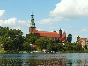 History of early modern period domes - Image: Konkatedra pw.Św.Trójcy w Chełmży