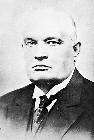 President of Estonia - Image: Konstantin Pats 1934