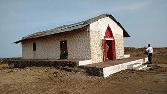 Korigad - Koraidevi temple