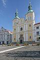 Kostel Nanebevzetí P. Marie (Hradec Králové), Velké nám..JPG