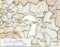 Kouroussa prefect Guinea Map.jpg