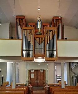 Krauchenwies, St. Laurentius, Orgel (12).jpg