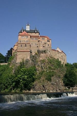 Kriebstein - Kriebstein Castle