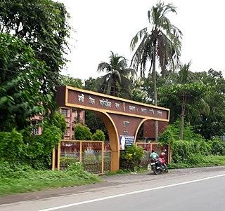 Krishnanagar II Community development block in West Bengal, India