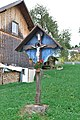 Kruzifix bei Eggweg 5, Fraxern.JPG