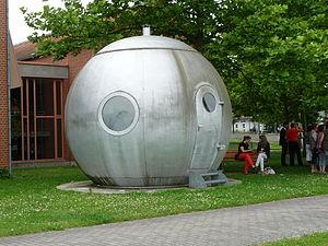 Jockgrim - Image: Kugelhaus 1