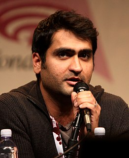 Kumail Nanjiani Pakistani-American actor, stand-up comedian