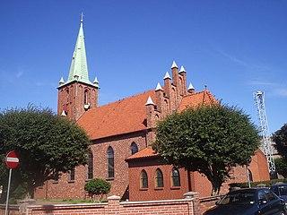 Kußfeld Kirche