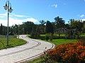 Kyiv Feofania park - Path.jpg
