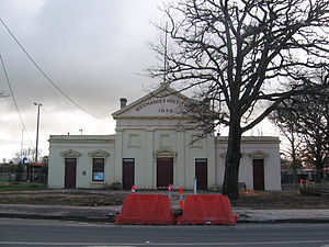 Kyneton - Kyneton Mechanics Hall