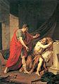 L'Amitié de Périclès pour Anaxagore, Jean Charles Nicaise Perrin.jpg