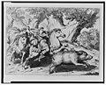 L' Imperatore Trajano, alla caccia LCCN00652307.jpg